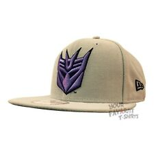 Transformers Decepticon Symbol Practice Snap New Era Newera Baseball Hat