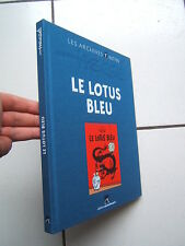 TINTIN  / LES ARCHIVES  / LE LOTUS BLEU   /  EDITION MOULINSART  2011