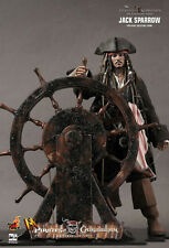 HOT TOYS 1/6 PIRATES OF THE CARIBBEAN DX06 JACK SPARROW MASTERPIECE FIGURE US