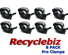 Global Truss Pro Clamp (8 pack) BLACK New in the box! FREE Same Day Shipping!!