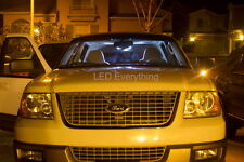FORD EXPEDITION (1997-2012) LED INTERIOR PACKAGE PLUS LICENSE PLATE LIGHTS