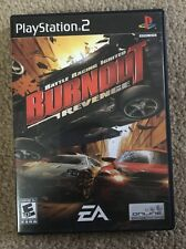 Burnout Revenge Playstation 2 Game 2005 PS2 Racing