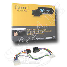 Parrot MKi9100 Freisprechanlage Fiat Sedici Suzuki Splash Swift FSE Radioadapter
