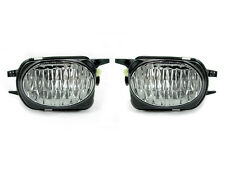 DEPO 2002-2004 Mercedes Benz W203 AMG C32 Replacement Glass Fog Light Set NEW