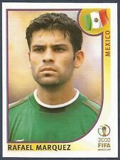 PANINI KOREA/JAPAN WORLD CUP 2002- #497-MEXICO-RAFAEL MARQUEZ