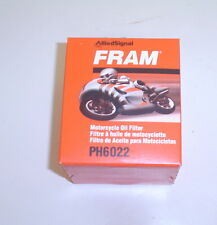 OIL FILTER HARLEY DAVIDSON BUELL 1200 1340 1450 1584 SOFTTAIL FRAM PH6022