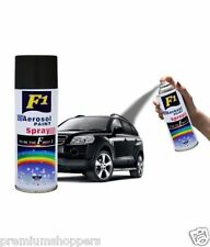 F1- Multi Purpose Lacquer Aerosol Paint Spray For Car/Bike/ Metal - BLACK