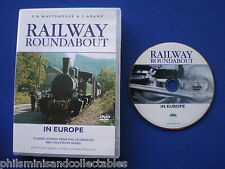 BBC TV  Railway Roundabout in Europe     DVD   Ian Allan/BBC DVD  2006