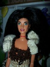 Esmeralda barbie, malasia Barbie de Mattel, juguetes, Disney, barbie Doll