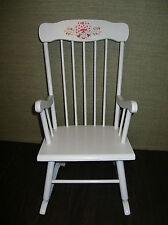 Childs Musical Rocking Chair Ebay