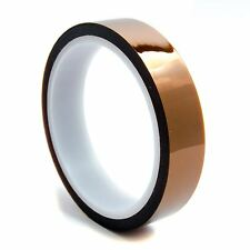 100% Brand New 20mm Polyimide Heat Resistant/High Temperature Adhesive Tape