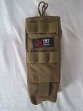 NEW LBT London Bridge LBT-6133 Coyote Brown MBITR Radio Pouch Navy SEAL NSW !