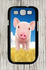 PIG BABY PINK FACE FOR SAMSUNG GALAXY S3 CASE COVER -fcv5Z