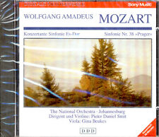"""W. A. Mozart - Sinfonia Konzertante + Sinfonie Es-Dur Nr. 38 """"Prager"""""""