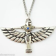 JEWELS OF ATUM RA PENDENT - Ancient Egyptian Goddess Isis - EGYPTIAN