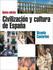 Civilizacion y cultura de España (5th Edition)