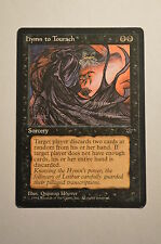 Mtg Magic the Gathering Fallen Empires (Quentin Hoover) Hymn to Tourach