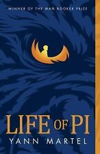 Life of Pi, Martel, Yann, Acceptable Book