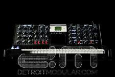 Moog Voyager Electric Blue : Analog Synthesizer : NEW : [DETROIT MODULAR]