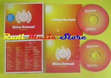 CD IBIZA ANNUAL SUMMER 2001 compilation R.SANCHEZ BASEMENT JAZZ (C10) no lp mc