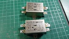 2 X TIMONTA FMW2-41-3/I  , 250V 3A POWER LINE EMI FILTER