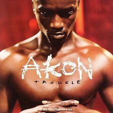 Akon Trouble CD