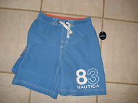 NAUTICA  Boys SWIMMING  Shorts Size L/G(7)  NWT