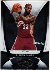 2009-10 PANINI CERTIFIED BASE CARD: LeBRON JAMES #107 CAVALIERS SCORING CHAMPION