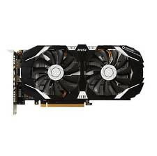 MSI NVIDIA GEFORCE GTX 1060 6GT OCV1 6GB GDDR5 DVI/HDMI/DisplayPort pci-e Video