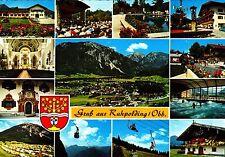 Gruß aus Ruhpolding / Obb., Ansichtskarte 197? gelaufen