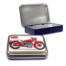 Vincent Touring RAPIDE REGALO BOMBONIERA in Metallo TIN Storage OFFICIAL LICENSED 50435