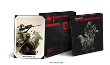 The Art of Metal Gear Solid V 5 MGSV MGS5 Limited Edition Hardcover Art Book New