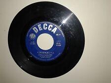 """Caterina Valente–Till/Personalità-Disco Vinile 45 Giri 7"""" ITALIA 1959 (NoCover)"""