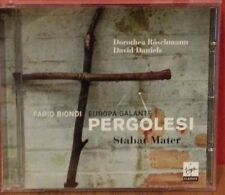 Pergolesi: Stabat Mater   CD  LIKE NEW  BR513