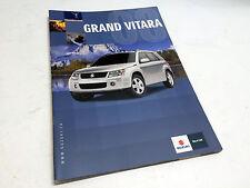 2008 Suzuki Grand Vitara Brochure