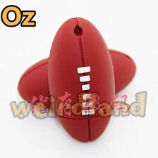 Football USB Stick, 8G Quality 3D Footy Rugby USB Flash Drives WeirdLand