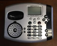 1 motorola md781 5.8 ghz  cordless phone main base  for md71 handset Only READ