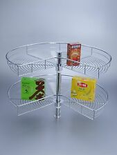 4001 270 Base Corner Lazy-Susan & Kitchen Cabinet Set w/baskets
