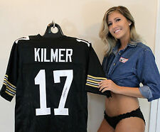 Billy KIlmer Signed Custom Jersey - New Orleans Saints 1st Starting Quarterback