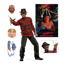 ULTIMATE FREDDY KRUEGER figure A NIGHTMARE ON ELM STREET neca 30TH ANNIVERSARY