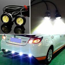 10W 12V LED Car License Plate LightsDaytime Running Light DRL Head Lamp White