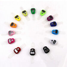 Fabulous Ring Digit Stitch Marker Knitting LCD Tally Counter Cute Row Counter