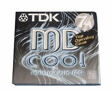 4x TDK 74 Minidisc MD recordable Neu und OVP Color #10