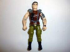 GI JOE FLINT Action Figure Rock N Roll COMPLETE 3 3/4 C9+ v6 2001