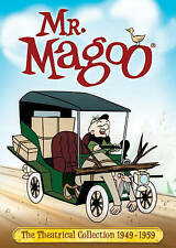 Mr. Magoo: Theatrical Collection 1949-1959 (DVD, 2014, 4-Disc Set)