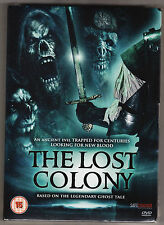 THE LOST COLONY - ADRIAN PAUL, FRIDA FARRELL, RHETT GILES - NEW & SEALED R2 DVD