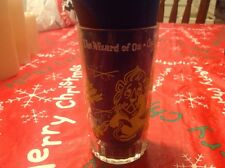 THE WIZARD of Oz. SWIFT PEANUT BUTTER GLASS. VINTAGE. '50s. COWARDLY LION. RARE.