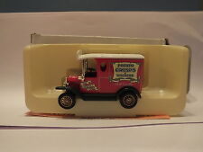 LLEDO LP6 291A FORD MODEL T VAN - POTATO CRISPS OF WALKERS- IN WHITE PACKING BOX
