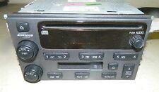 2001 02 03 04 05 06 HYUNDAI SANTA FE  OEM AM/FM CD/CASSETTE RADIO W/ WARRANTY