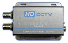 CCTV 1080P FULL HD-SDI zu HDMI Video Konverter für HDSDI Kamera / HDMI Monitor